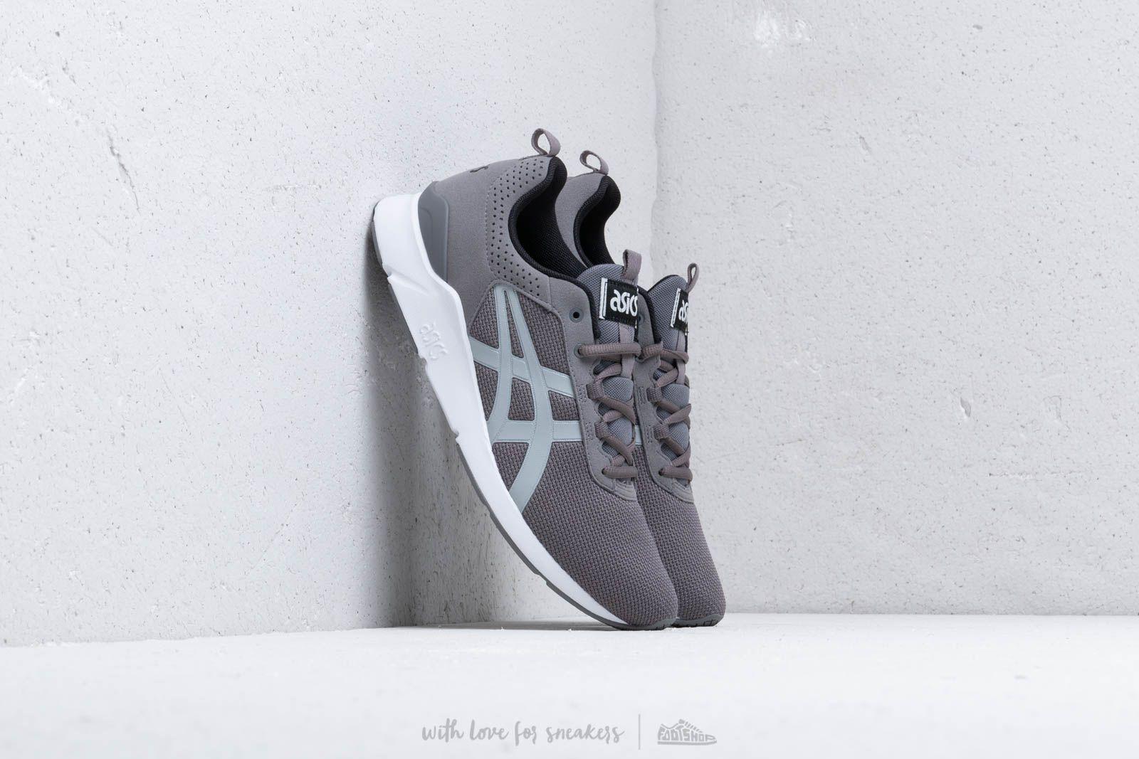 Asics Gel-Lyte Runner Carbon/ Mid Grey za skvelú cenu 76 € kúpite na Footshop.sk