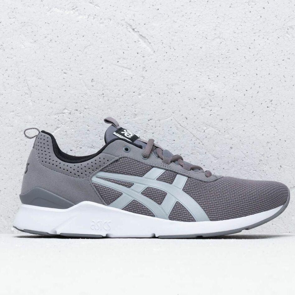Asics Gel-Lyte Runner Carbon/ Mid Grey, Gray