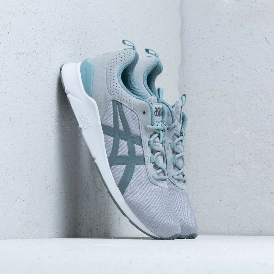 Asics Gel-Lyte Runner Mid Grey/ Steel Grey, Blue