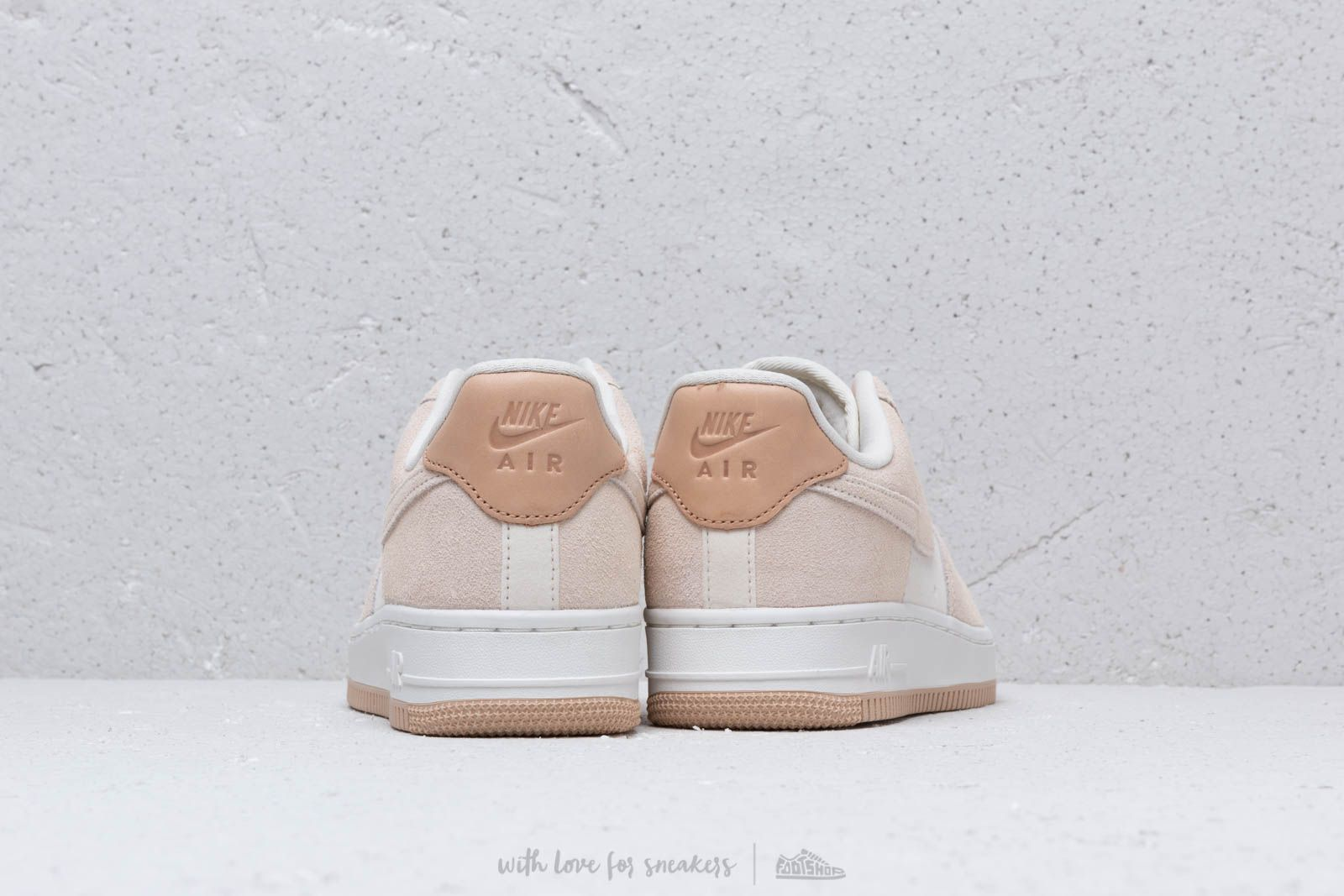 Nike Wmns Air Force 1 '07 Premium Pale Ivory Pale Ivory