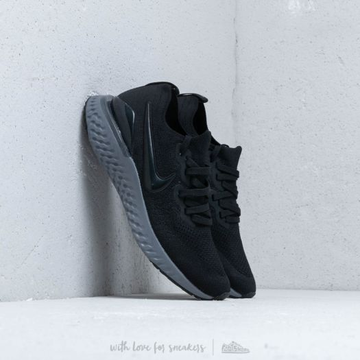 shoes Nike Epic React Flyknit 2 Black