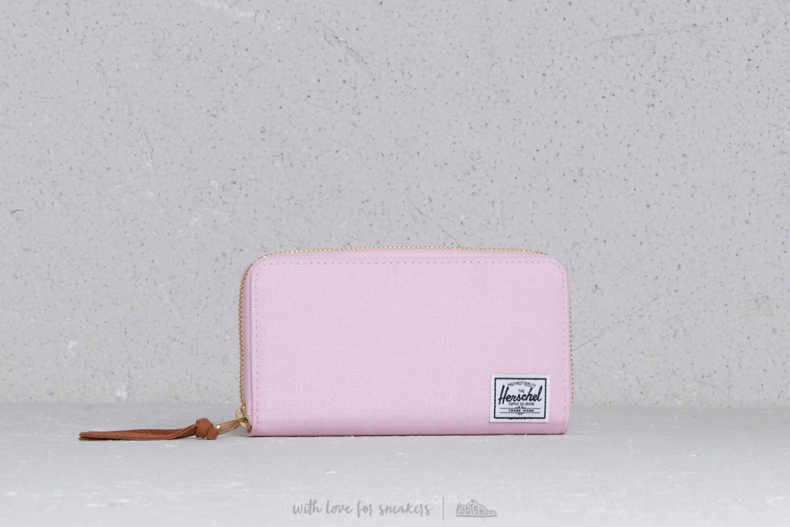 Herschel Supply Co. Thomas Wallet Pink Lady Crosshatch za skvelú cenu 44 € kúpite na Footshop.sk