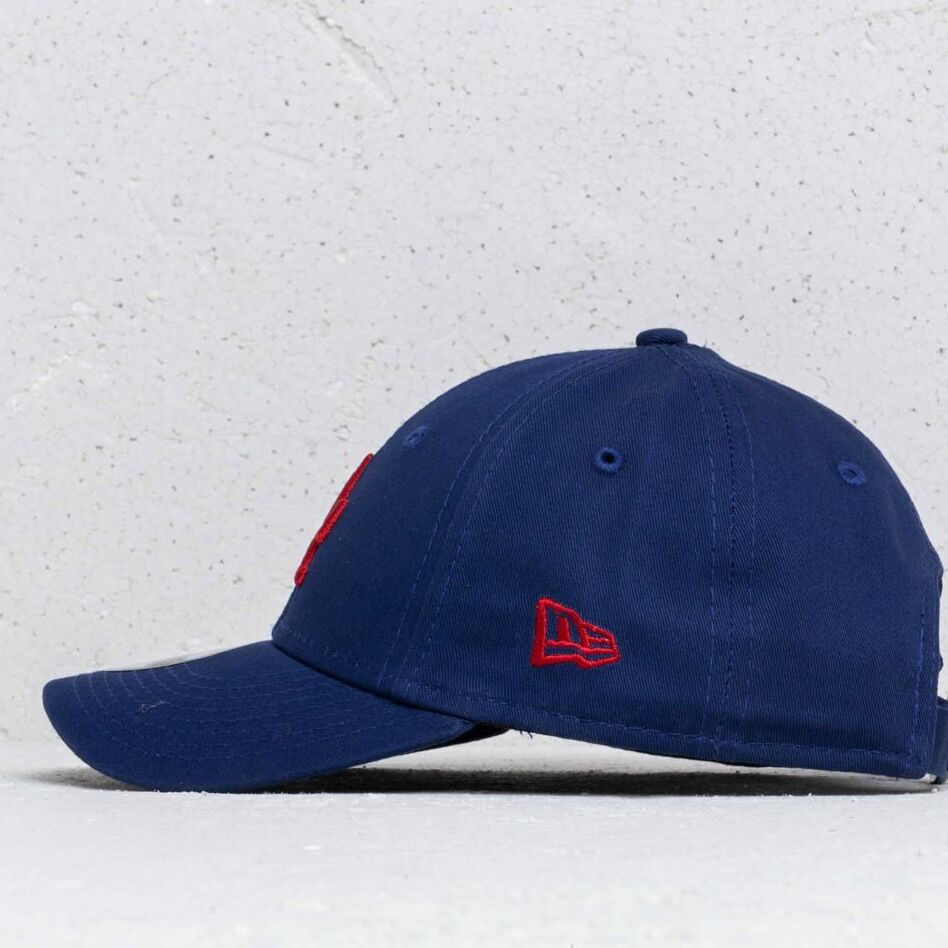 New Era Kids 9Forty MLB Essential Los Angeles Dodgers Cap Navy/ Red, Blue