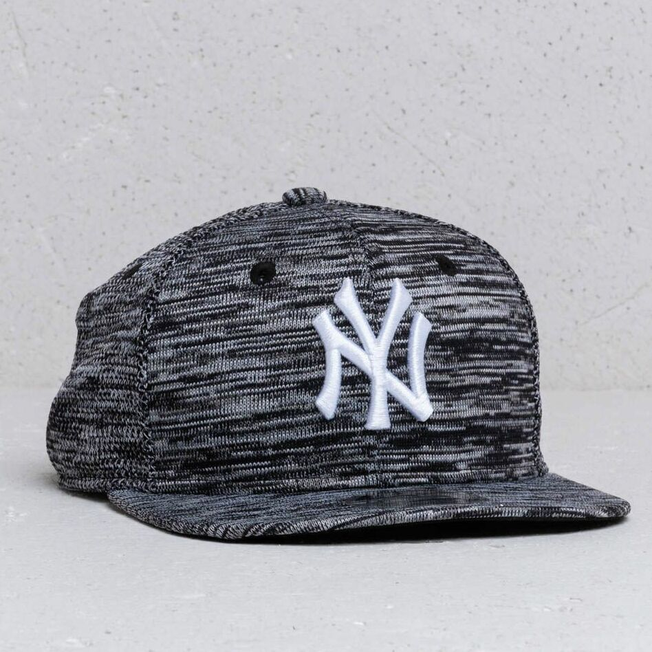 New Era 9Fifty MLB Original Fit Engine New York Yankees Cap Black/ White