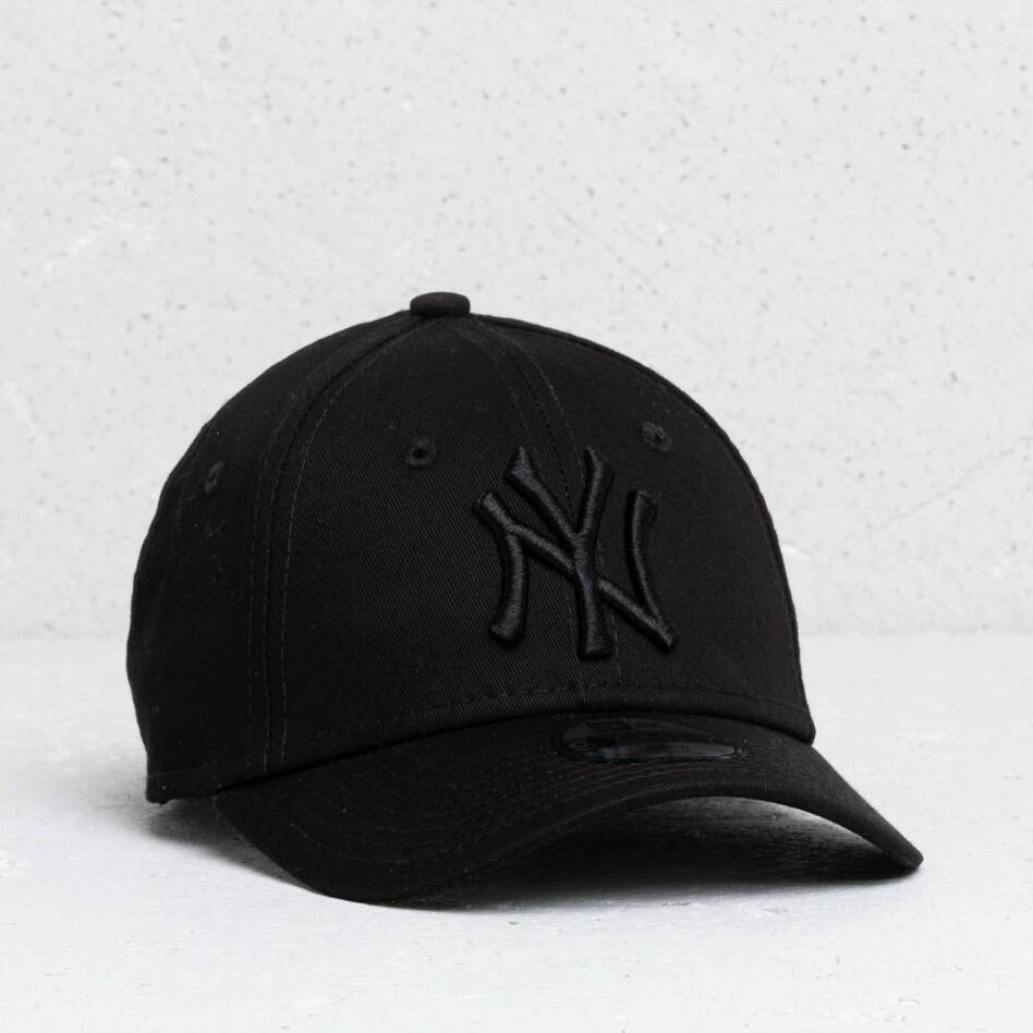 New Era Kids 9Forty MLB New York Yankees Cap Black