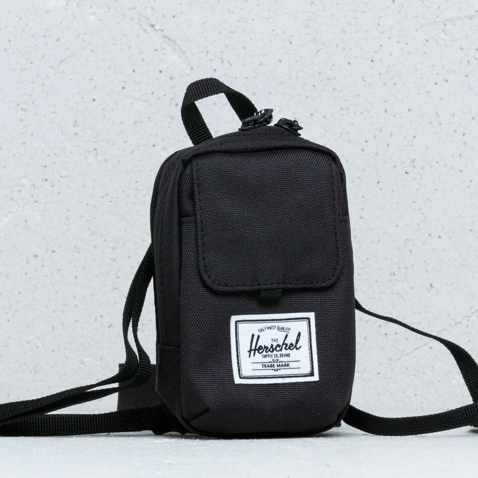Herschel Supply Co Small Form Crossbody Black