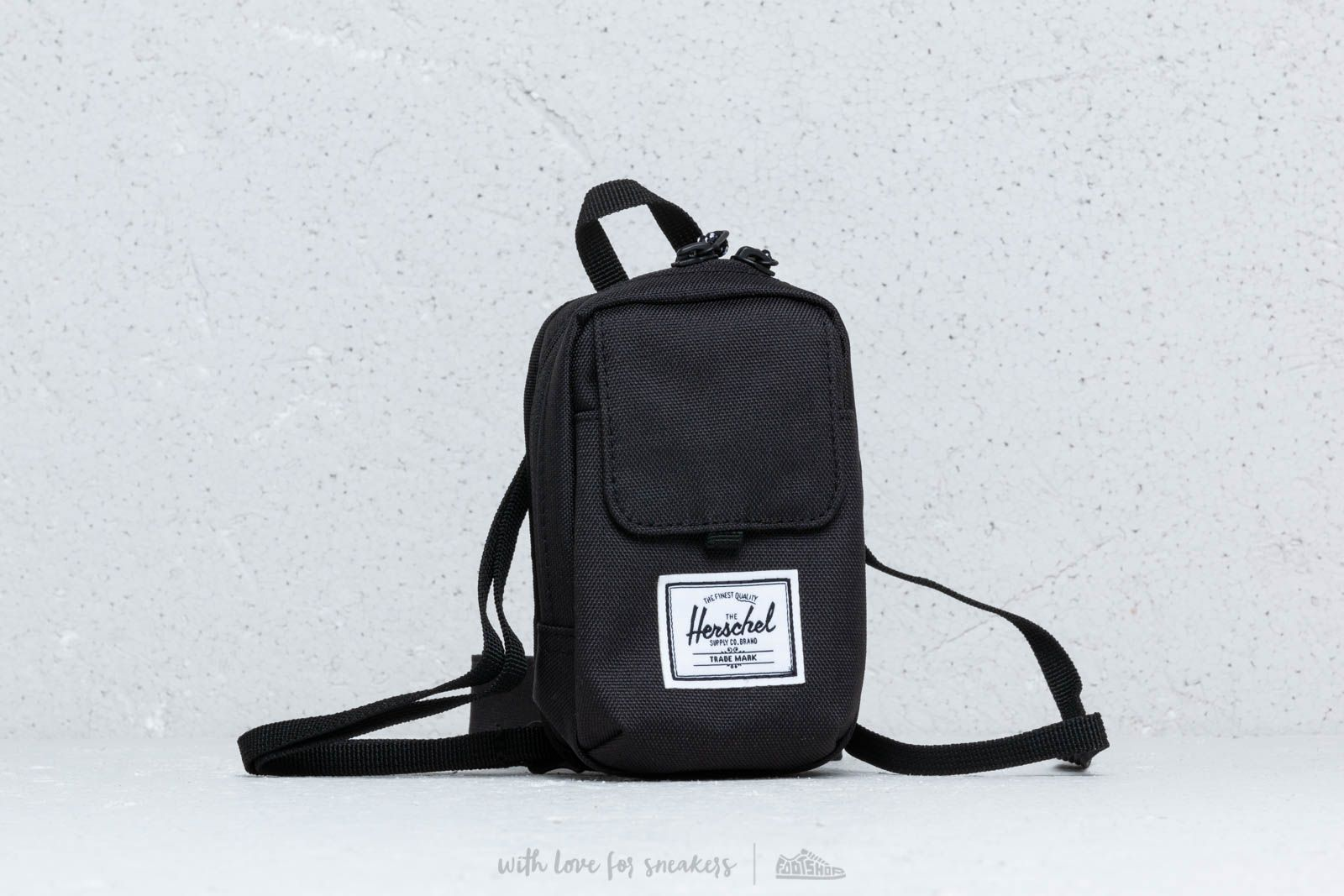 fd7619aa9005 Herschel Supply Co. Small Form Crossbody Black at a great price £34 buy at