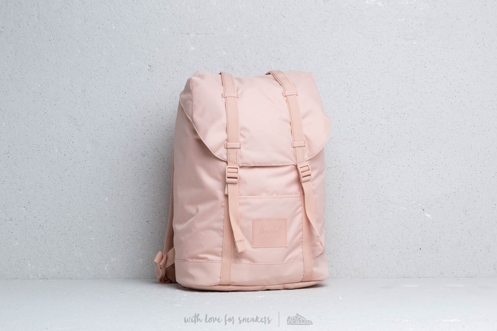 d8e18f36cf93 Herschel Supply Co. Retreat Light Backpack Cameo Rose at a great price  123  buy at