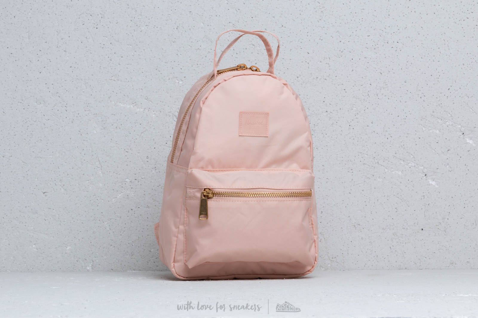 5c04bccd3cdd Herschel Supply Co. Nova Mini Backpack Cameo Rose at a great price  69 buy  at