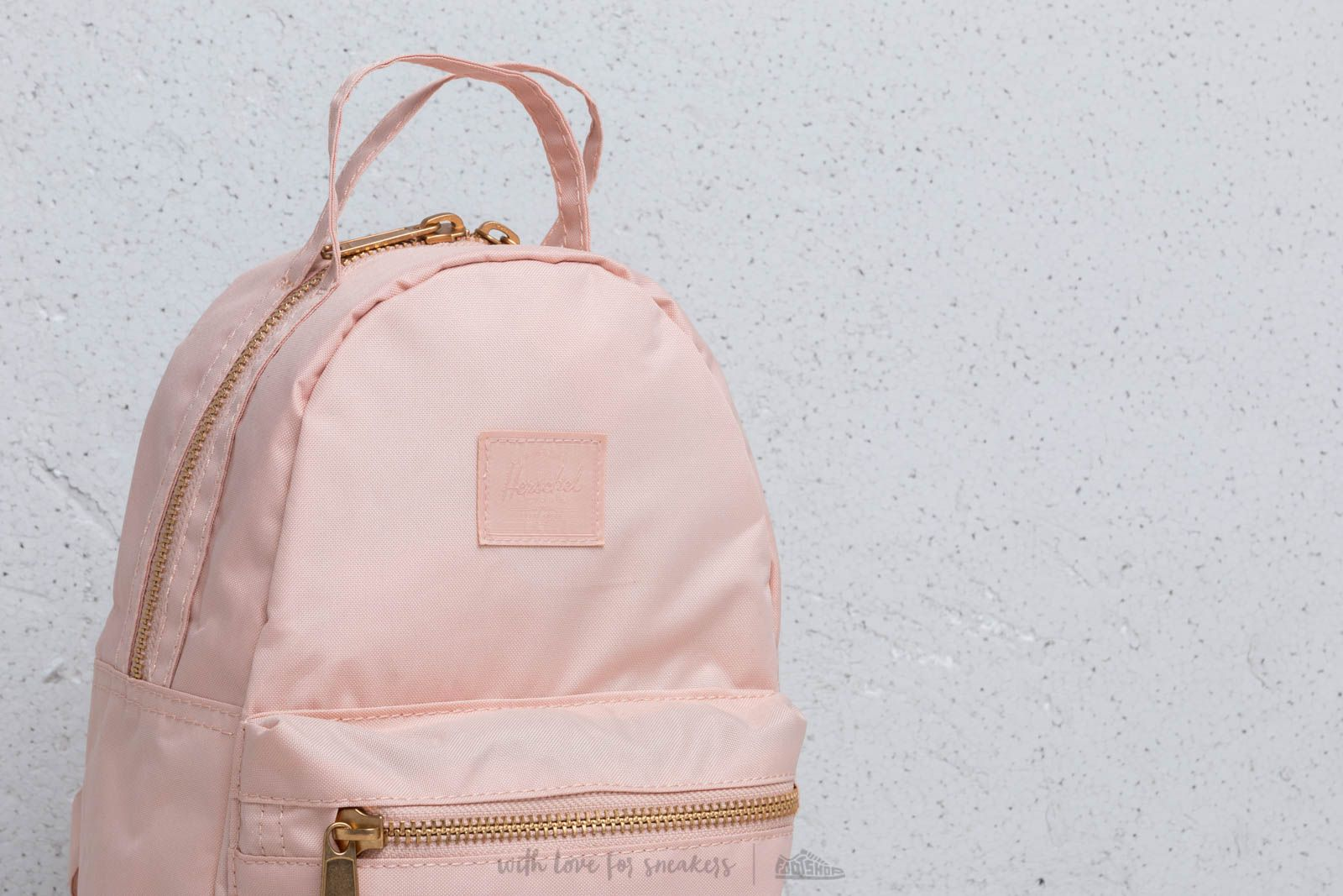 ec06b2ca023 Herschel Supply Co. Nova Mini Backpack Cameo Rose at a great price  69 buy  at