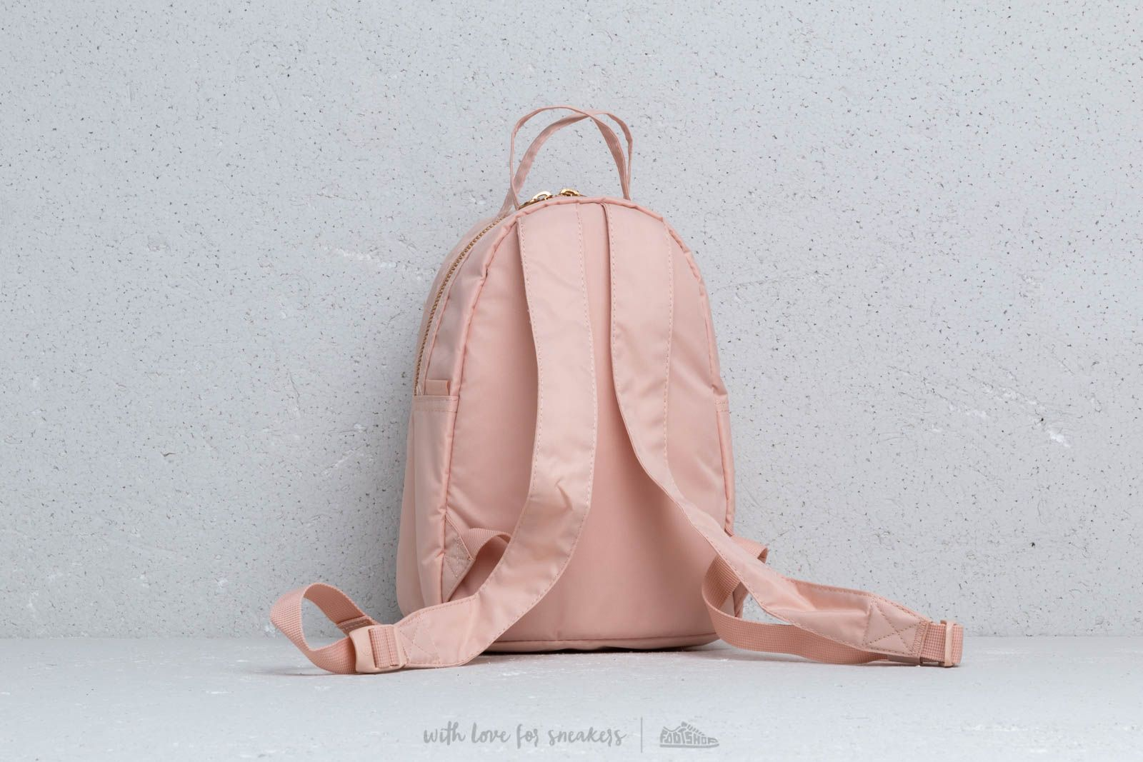0125428bab8 Herschel Supply Co. Nova Mini Backpack Cameo Rose at a great price £51 buy
