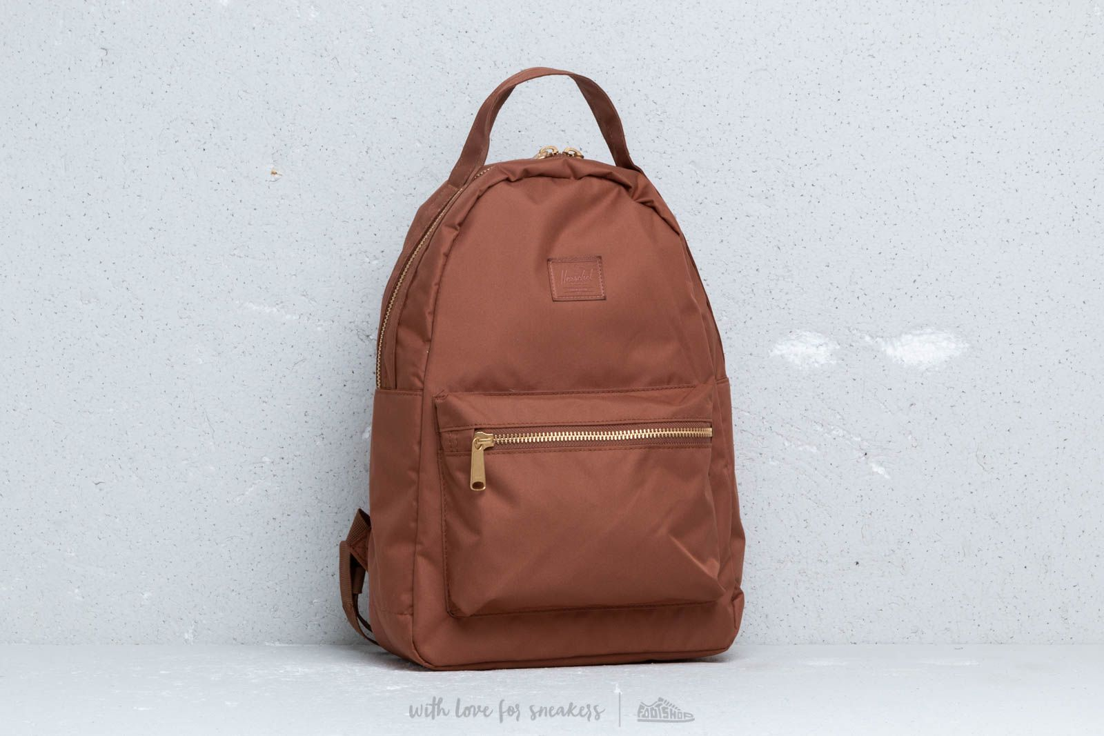 dfdf7a944 Herschel Supply Co. Light Nova Backpack Saddle Brown at a great price $60  buy at
