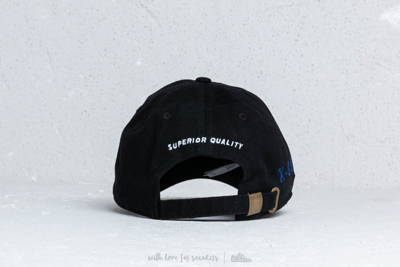 f5eb2cb20c6 Han Kjøbenhavn Cotton Cap Black at a great price 68 € buy at Footshop