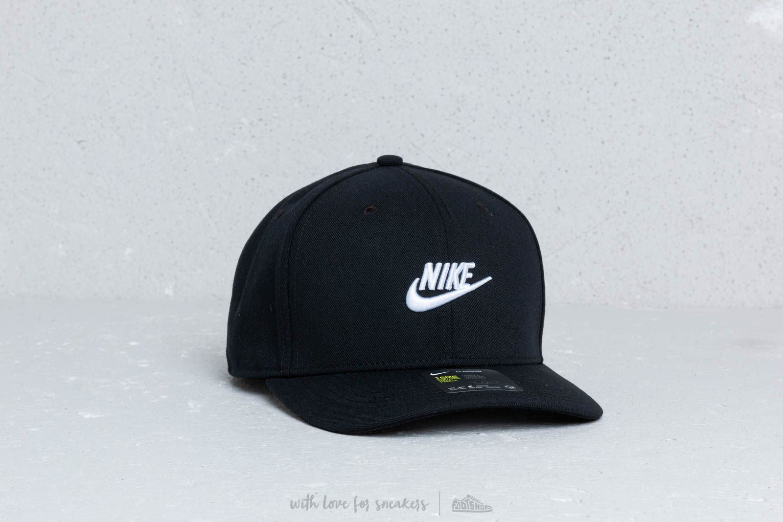 7e5eae9bac4 Nike Sportswear Classic 99 Futura Hat Black at a great price 26 € buy at  Footshop