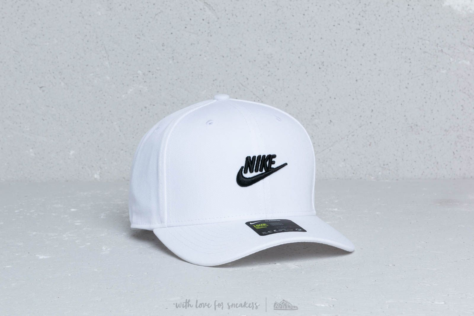 c3ed786b02c Nike Sportswear Classic 99 Futura Hat White at a great price 26 € buy at  Footshop