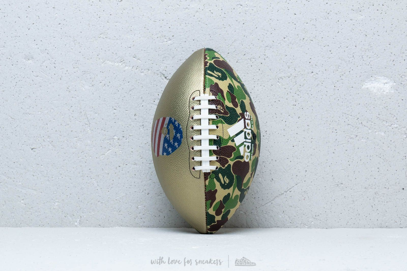 adidas x BAPE Rifle Football
