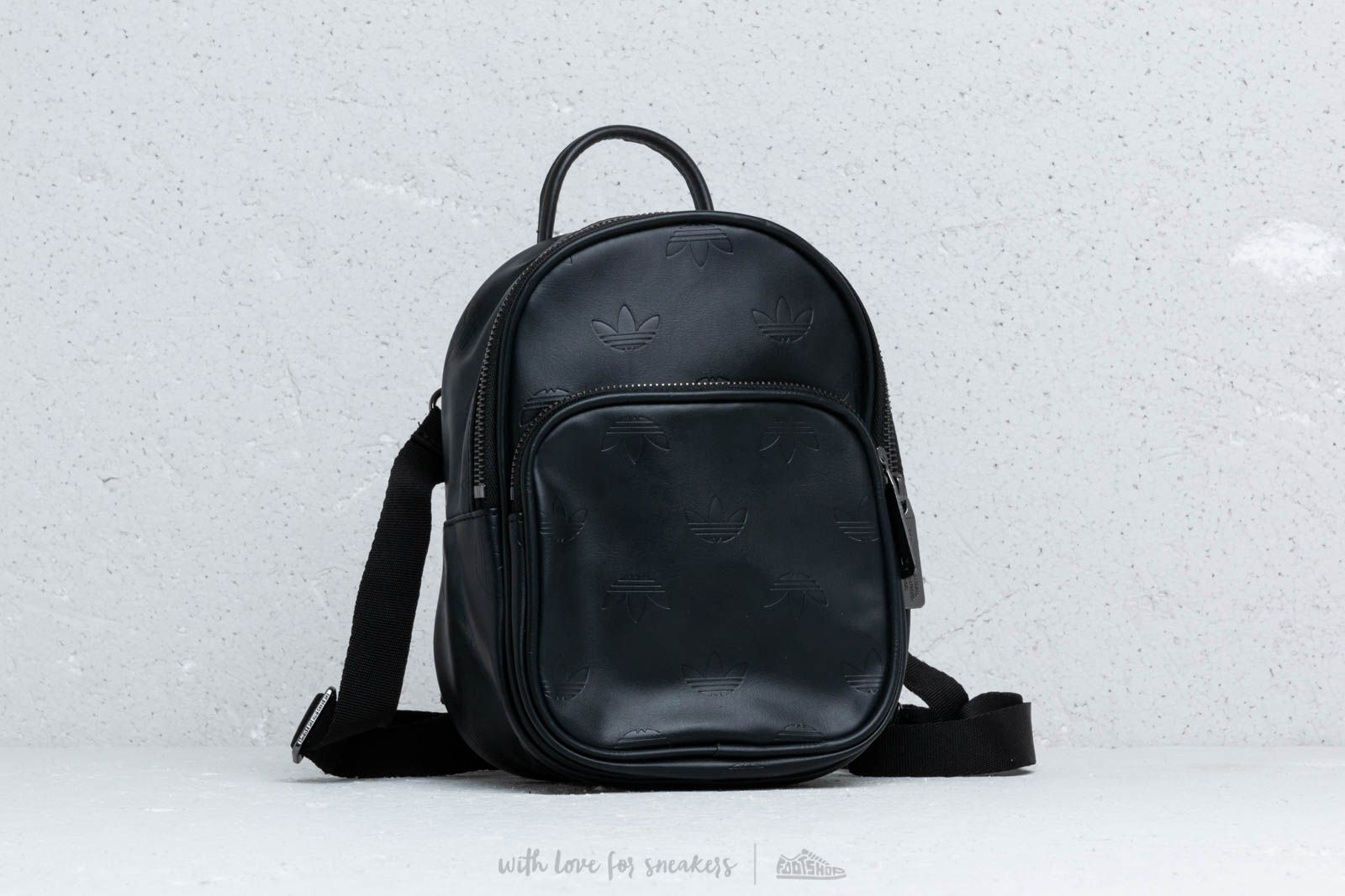 a5a1ec8e3 Adidas Originals Adicolor Mini Backpack Black | Footshop