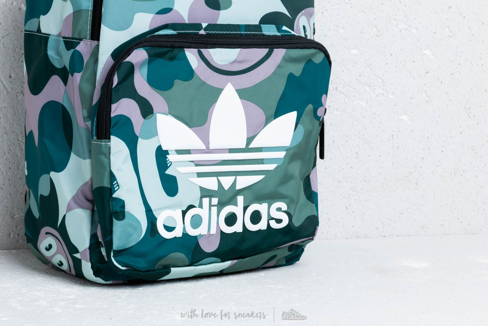 adidas Originals Classic Backpack Multicolor at a great price 33 € buy at  Footshop a8183946b390e