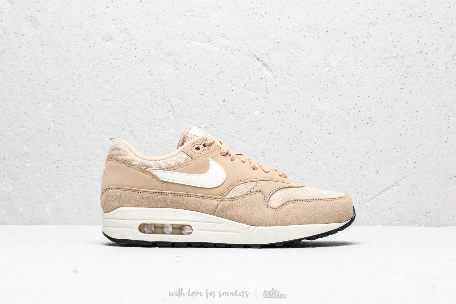 first rate 1ef42 37f2d Nike Air Max 1 Desert Ore  Sail-Sail-Black at a great price