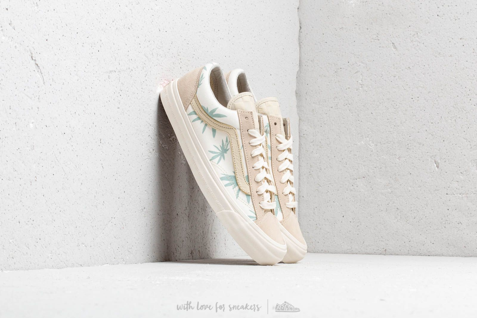 Vans x Modernica Style 36 LX Seed Pearl/ Pa at a great price $97 buy at Footshop