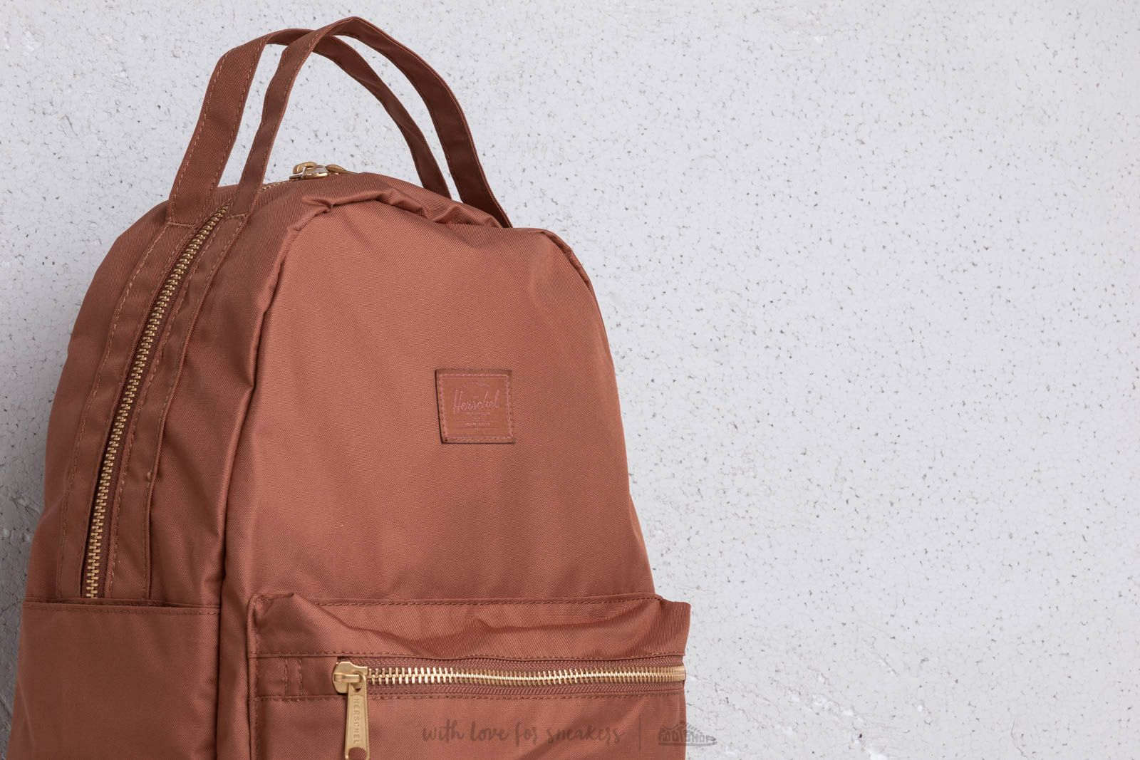 6f2c31e0d80f Herschel Supply Co. Nova Mid-Volume Backpack Saddle Brown at a great price £