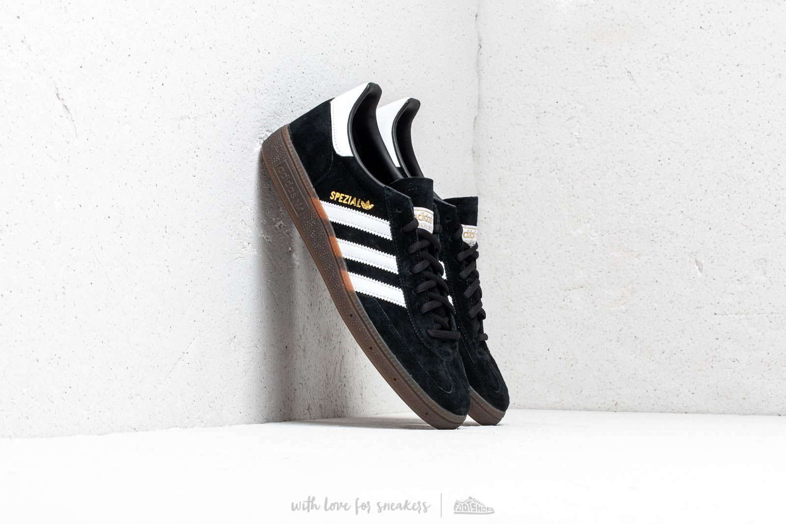 Men's shoes adidas Handball Spezial Core Black/ Ftw White/ Gum