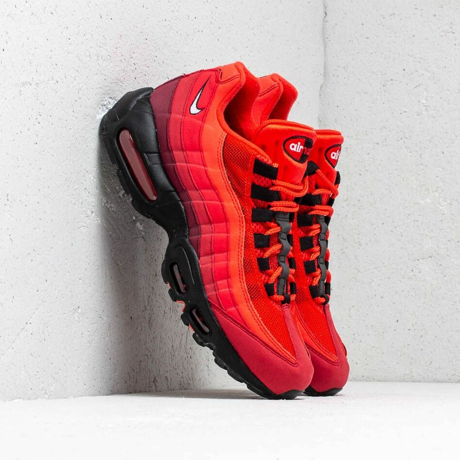 Nike Air Max 95 Og Habanero Red/ White-University Red EUR 42
