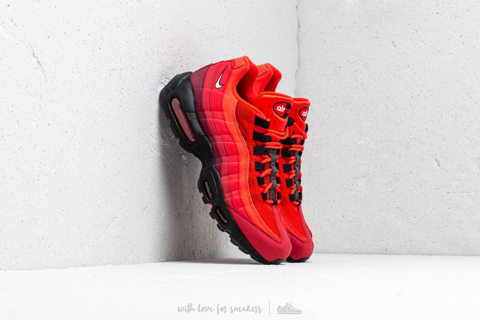 6c8e168357 Nike Air Max 95 Og Habanero Red/ White-University Red | Footshop