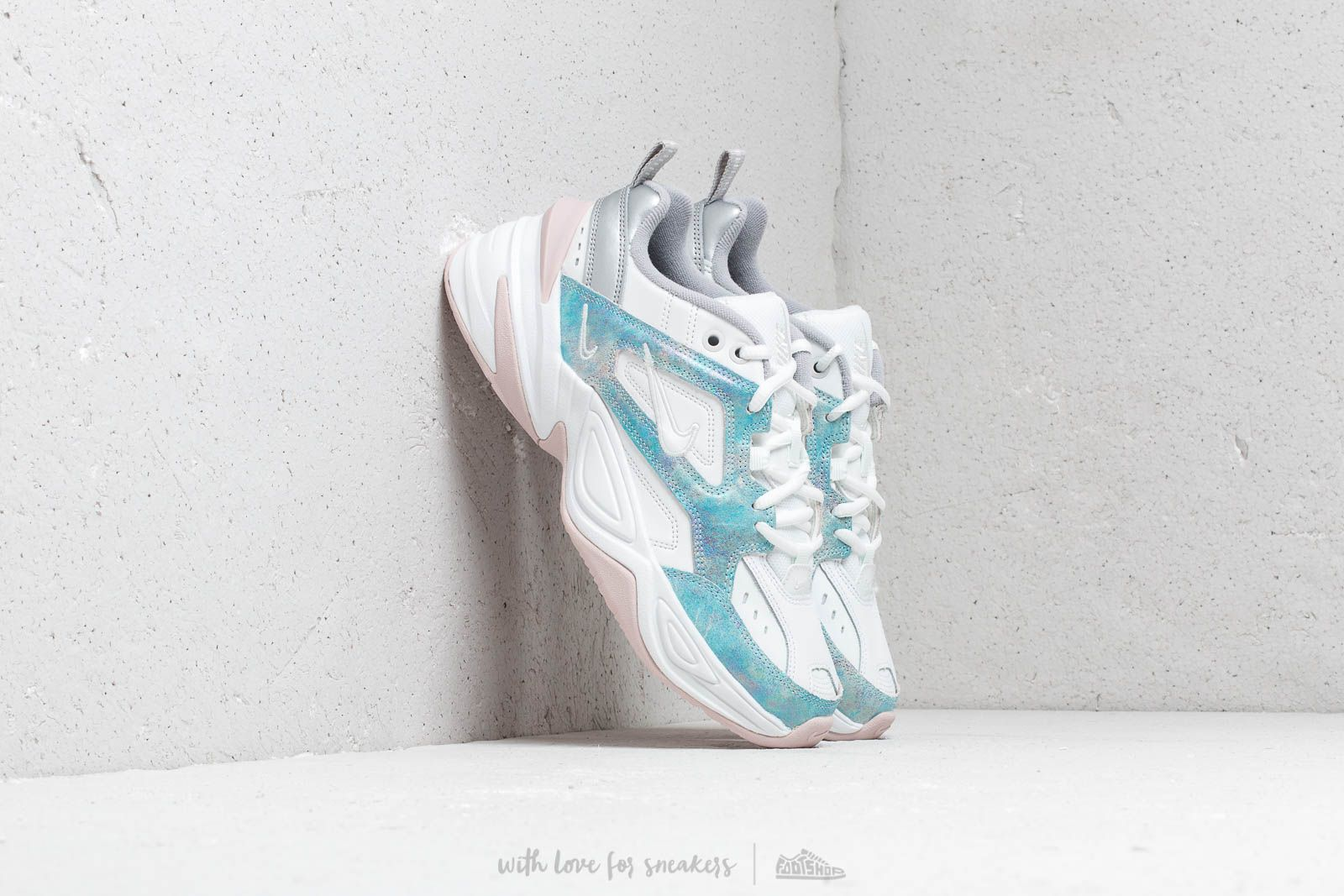 194557d74f60 Nike W M2K Tekno Summit White  Summit White-Barely Rose at a great price