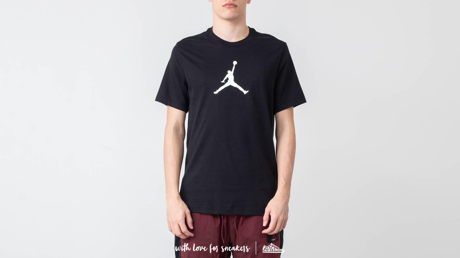 Jordan Iconic 23/7 Tee Black/ White