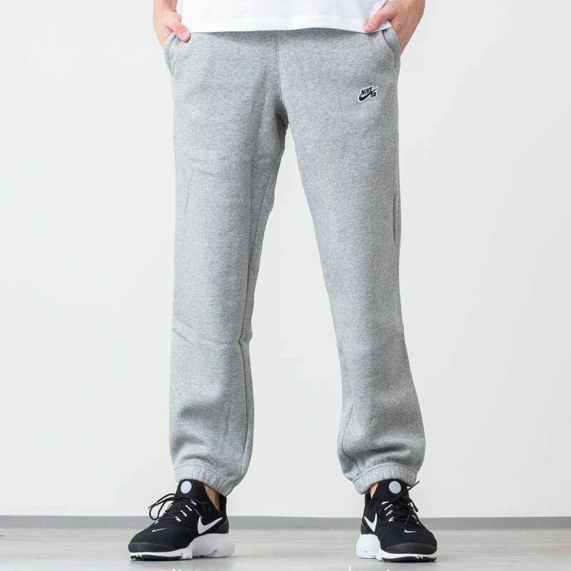 Nike SB Icon Sportwear Pants Grey, Gray