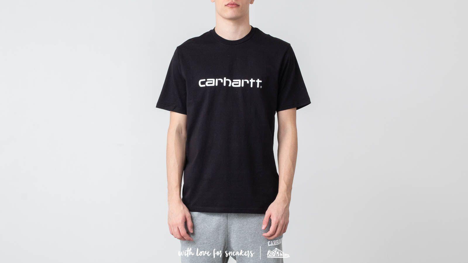 Carhartt WIP Script Shortsleeve Tee