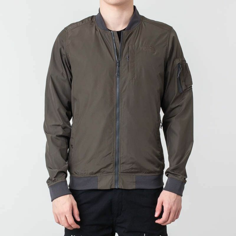 The North Face Meaford Bomber New Taupe Green