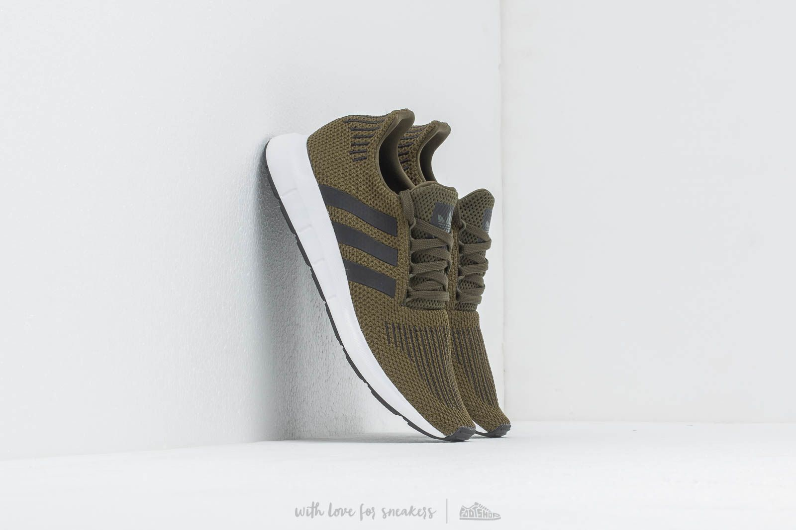 ce0627f67ef1d adidas Swift Run Night Cargo  Core Black  Ftw White at a great price £