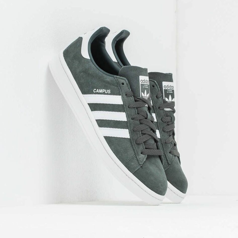 adidas Campus Legend Ivy/ Ftw White/ Crystal White EUR 44