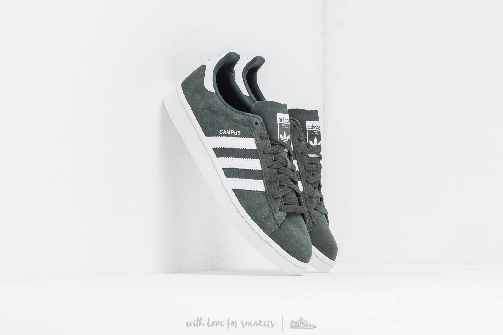 Pánské tenisky a boty adidas Campus Legend Ivy/ Ftw White/ Crystal White