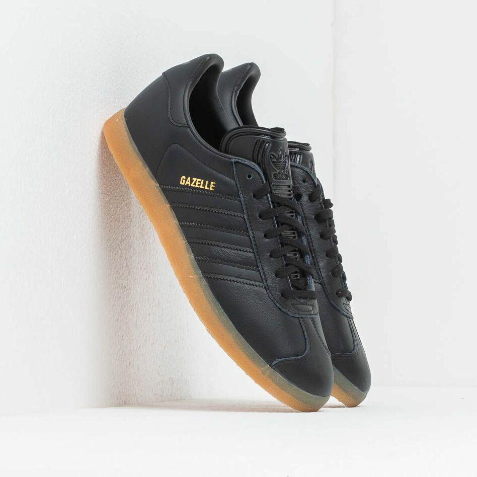 adidas Gazelle Core Black/ Core Black/ Gum EUR 44