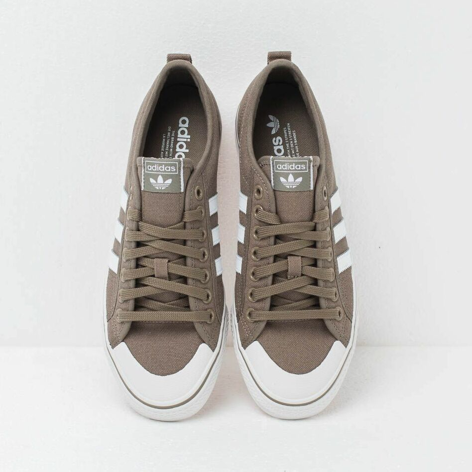 adidas Nizza Trace Cargo/ Ftw White/ Crystal White, Green