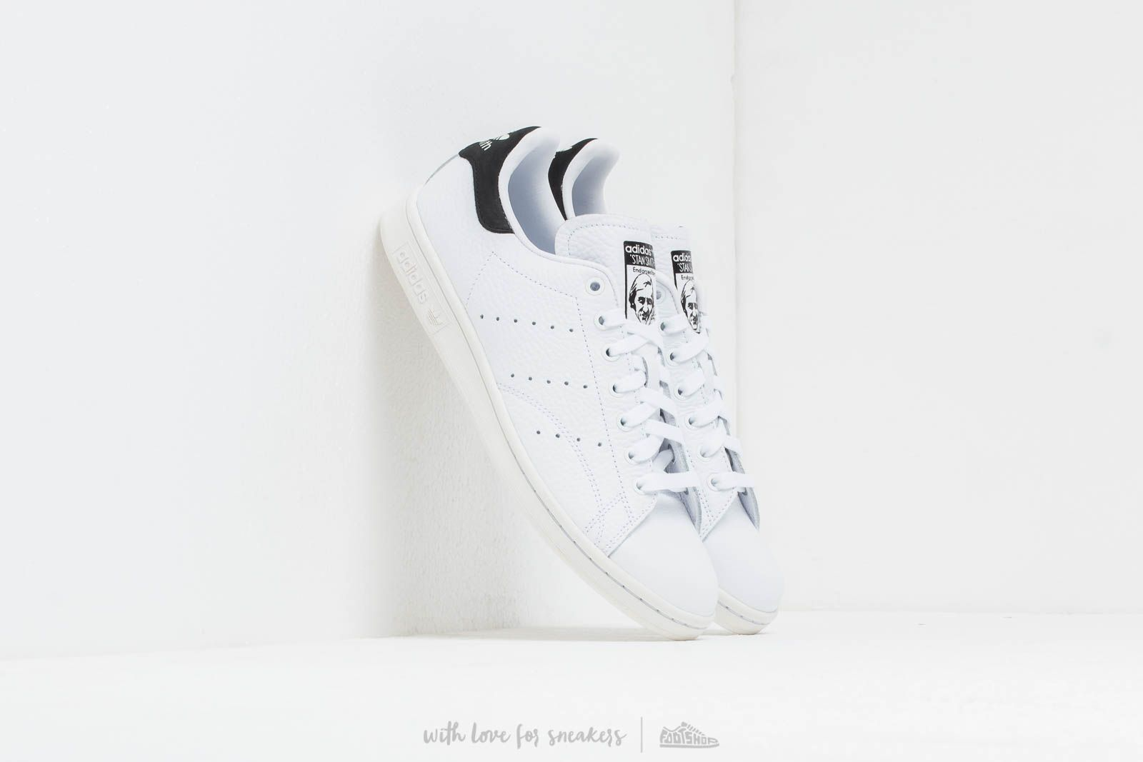 Pánské tenisky a boty adidas Stan Smith Ftw White/ Ftw White/ Core Black