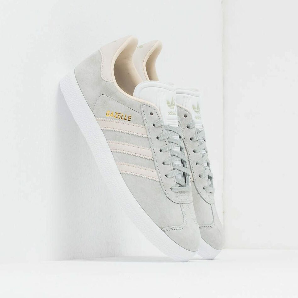 adidas Gazelle W Ashsil/ Cream Brown/ Ecrtin EUR 40