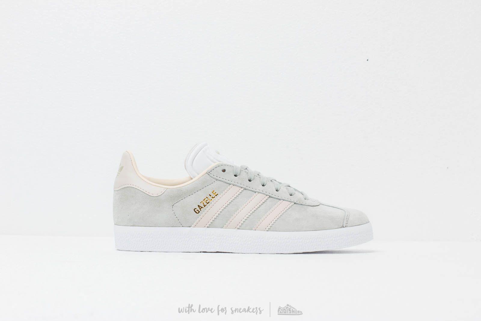 Adidas Gazelle W Ashsil Cream Brown Ecrtin
