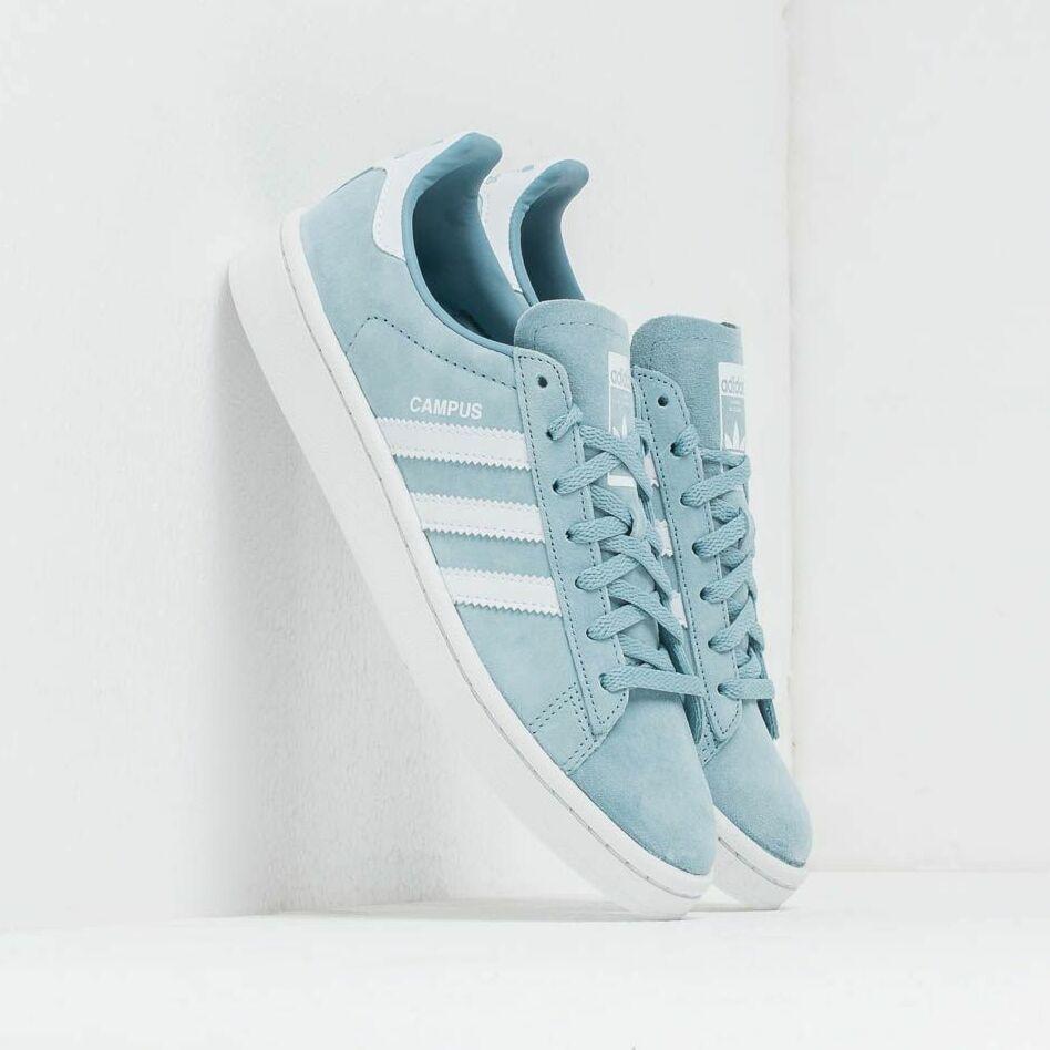 adidas Campus W Ashgre/ Ftw White/ Crystal White EUR 41 1/3