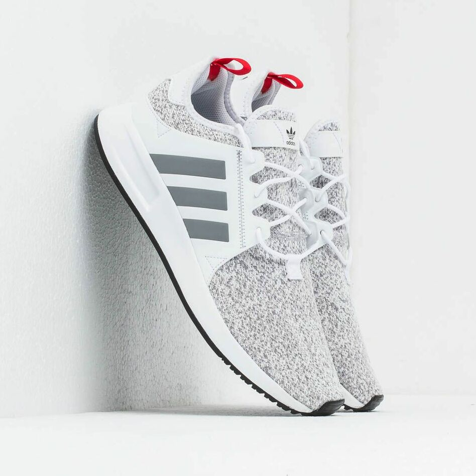 adidas X_PLR Ftw White/ Grey Three/ Scarlet EUR 47 1/3