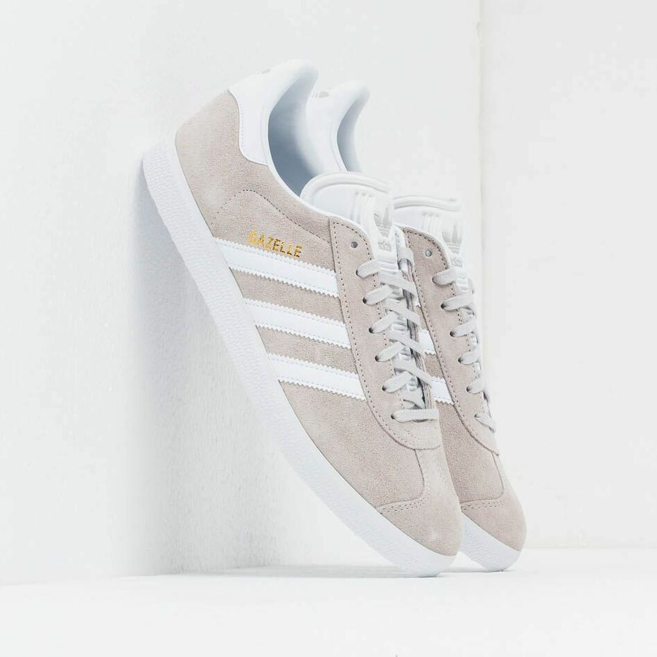 adidas Gazelle Grey One/ Ftw White/ Gold Mint EUR 44 2/3