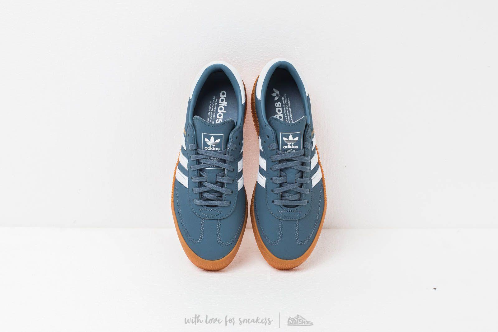 adidas Sambarose W Raw Steel Ftw White Gum2   Footshop