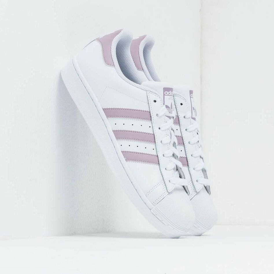 adidas Superstar W Ftw White/ Sofvis/ Core Black EUR 40