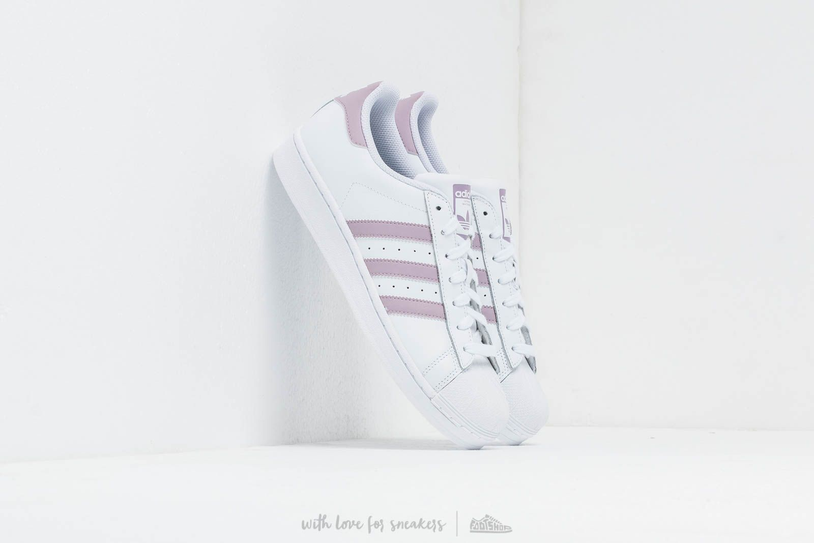 Women's shoes adidas Superstar W Ftw White/ Sofvis/ Core Black