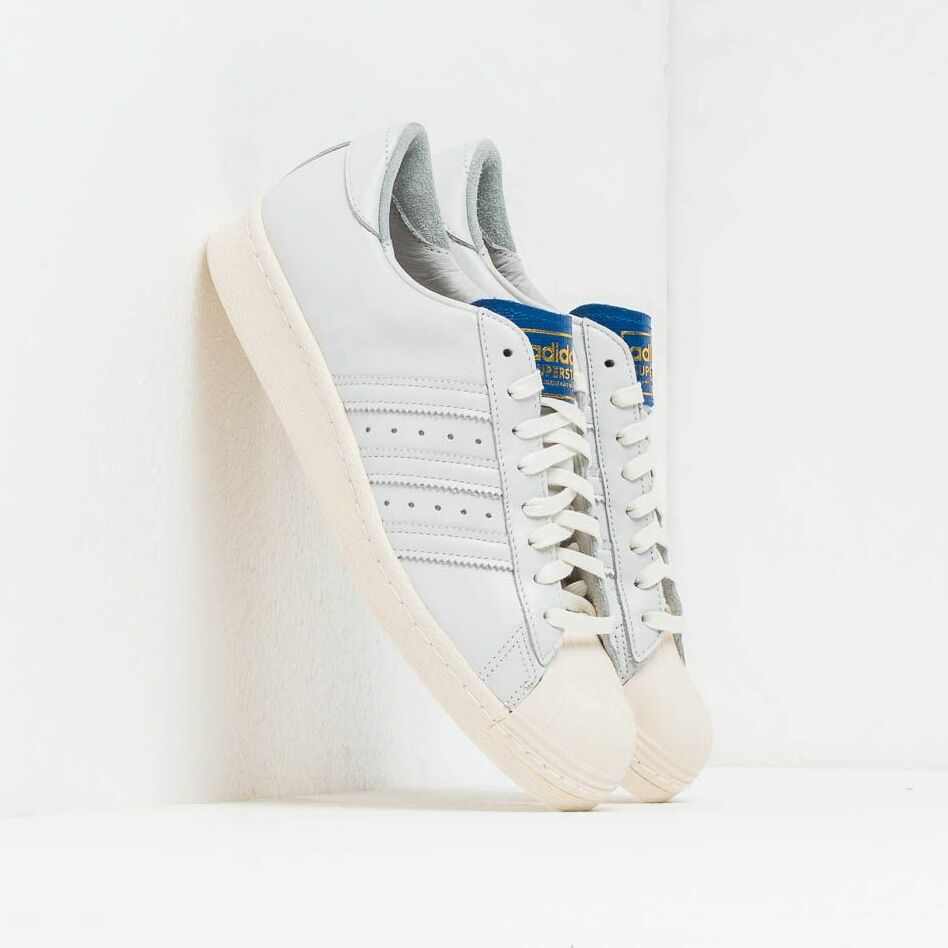 adidas Superstar Bt Ftw White/ Ftw White/ Croyal EUR 47 1/3
