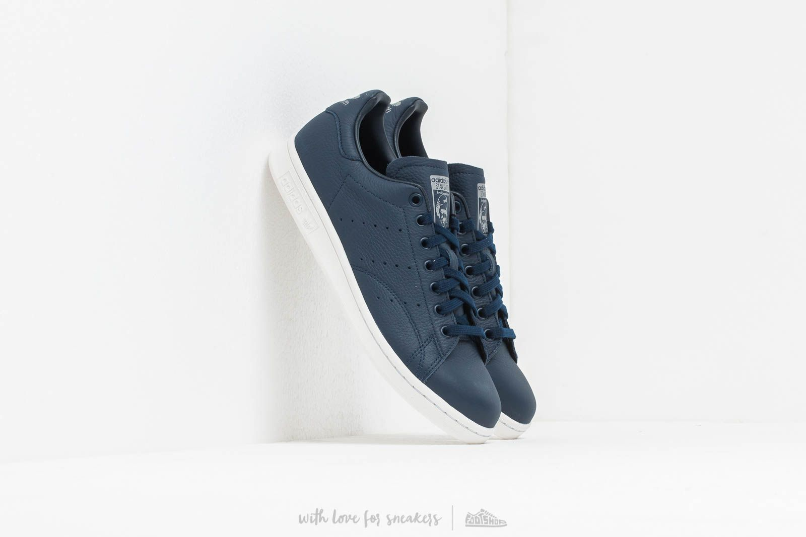 adidas Stan Smith Core Navy  Crystal White  Grethr at a great price 92 € 18af0f0ba