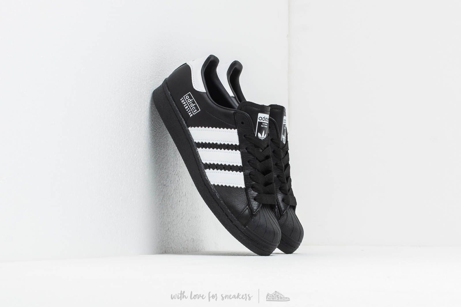 Moški čevlji adidas Superstar 80S Core Black/ Ftw White/ Core Black